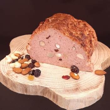 noten vleesbrood